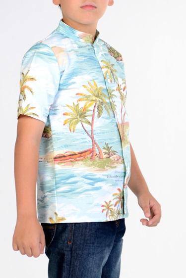 Camisa Hawai Niño Piccola Lucía