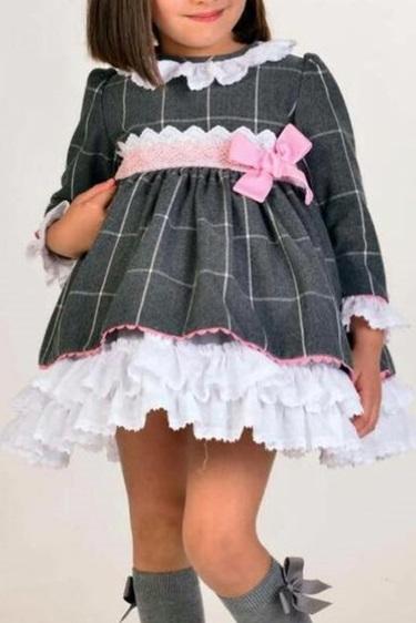 vestido  carrusel