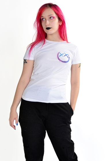 Camiseta XXO colección Anime fantasioso by piccola lucía