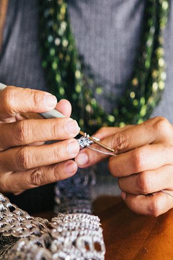 Curso de Punto y Crochet Piccola lucia